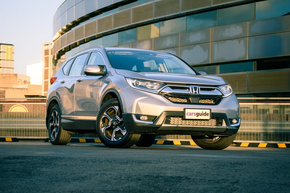 Honda CR-V VTi-S AWD 2019-2020 review