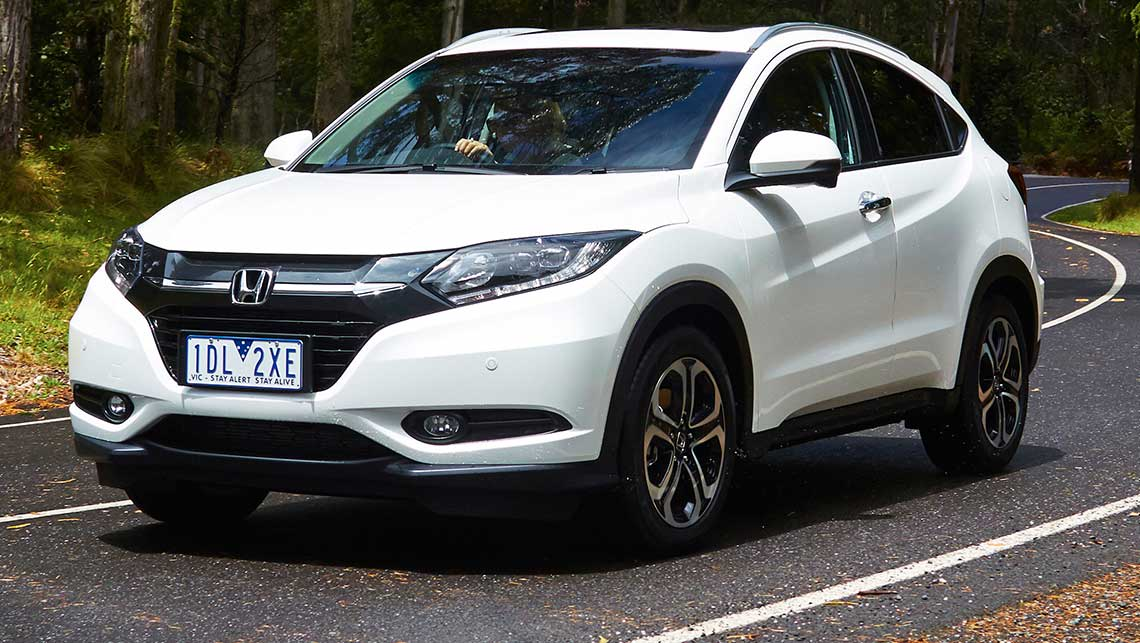 2015 Honda HR-V VTi-L with ADAS