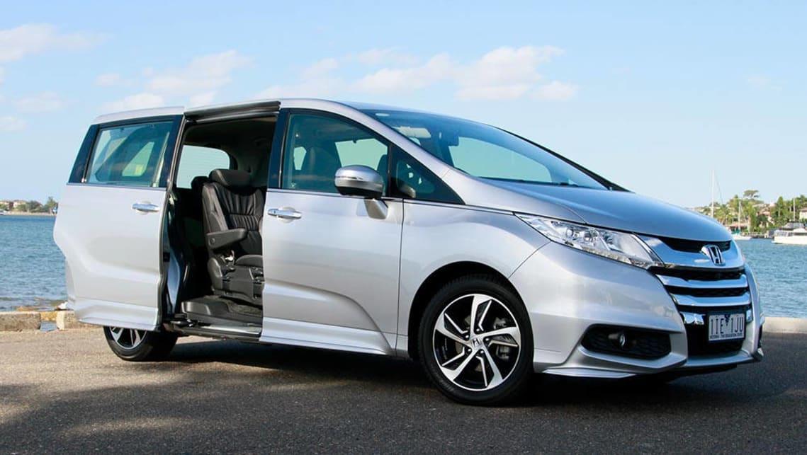 Honda Odyssey VTi-L 2017 review | CarsGuide