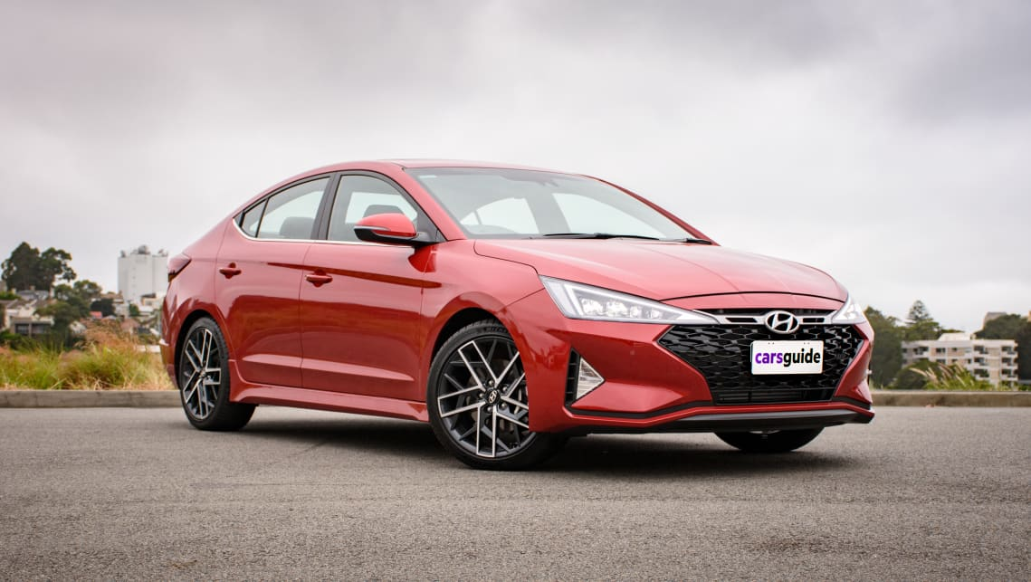 Hyundai also doesn't have hybrid versions of the Elantra yet.