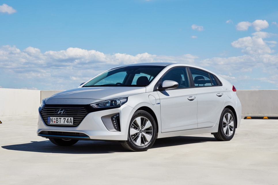 Hyundai Ionique Plug-In