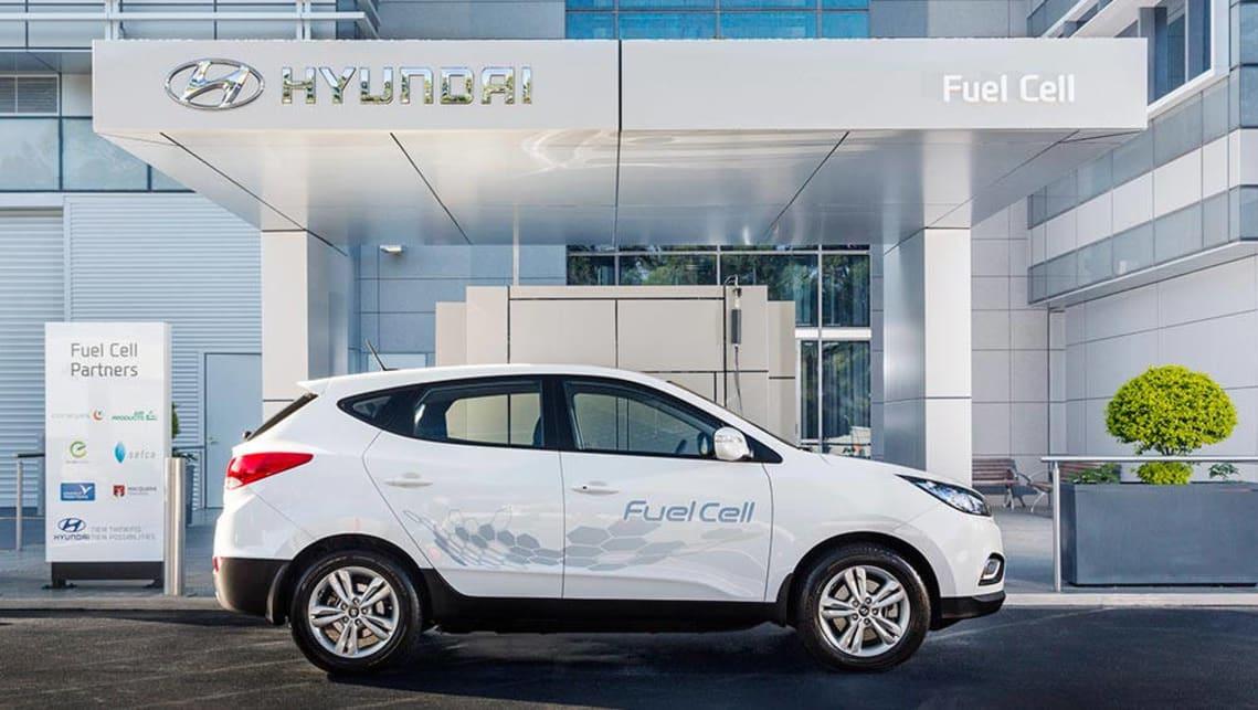 Hyundai Australia confirms 2018 on-sale date for hydrogen