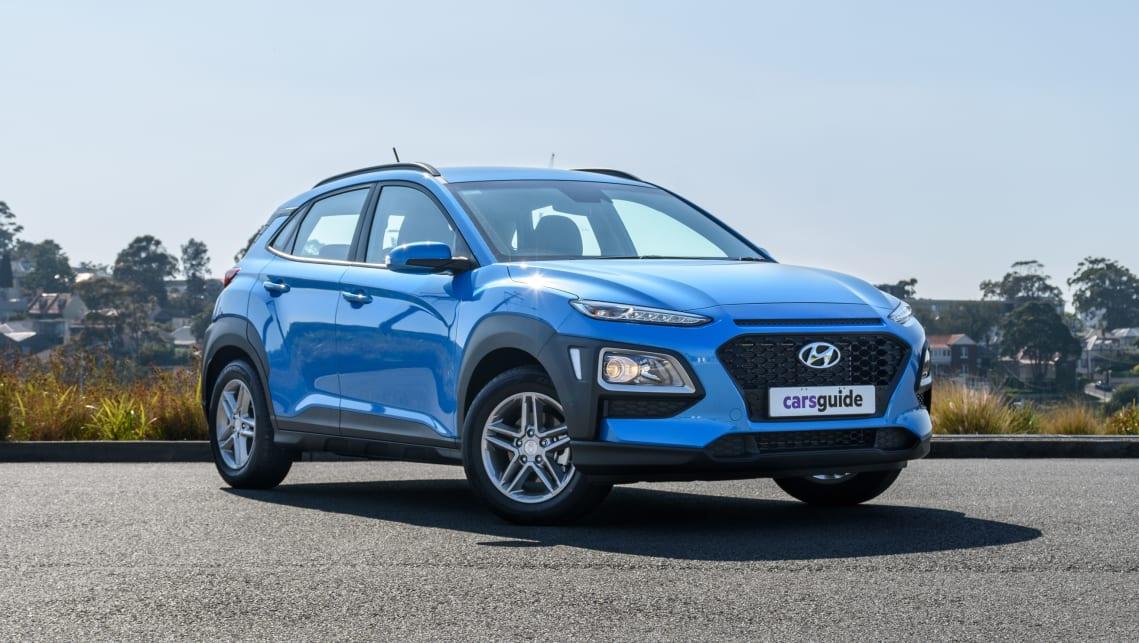 Hyundai Kona 2020 Review Active Snapshot Carsguide