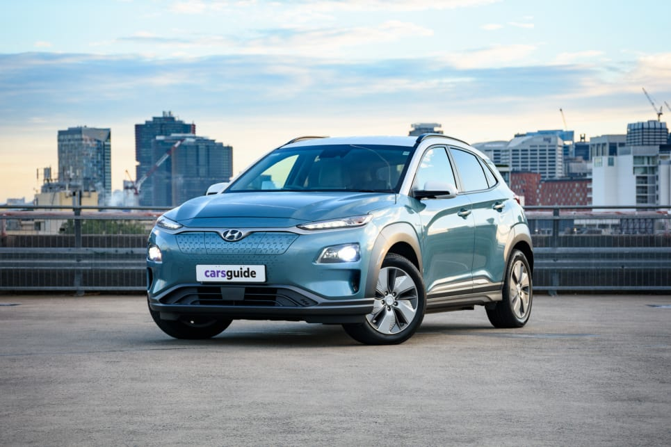The Hyundai Kona Electric goes a step beyond the Ioniq with petrol-rivalling range.
