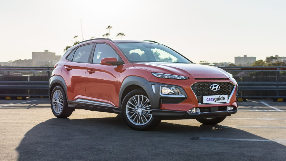 Hyundai kona reviews 2020