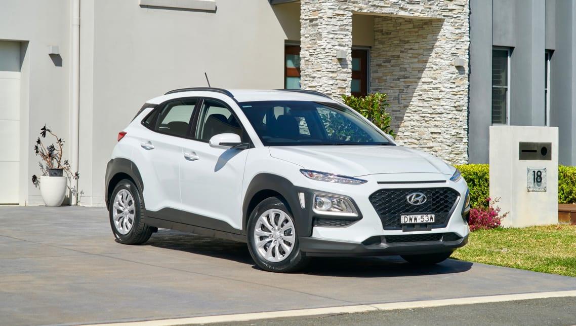 Hyundai Kona 2020 Review Go Snapshot Carsguide