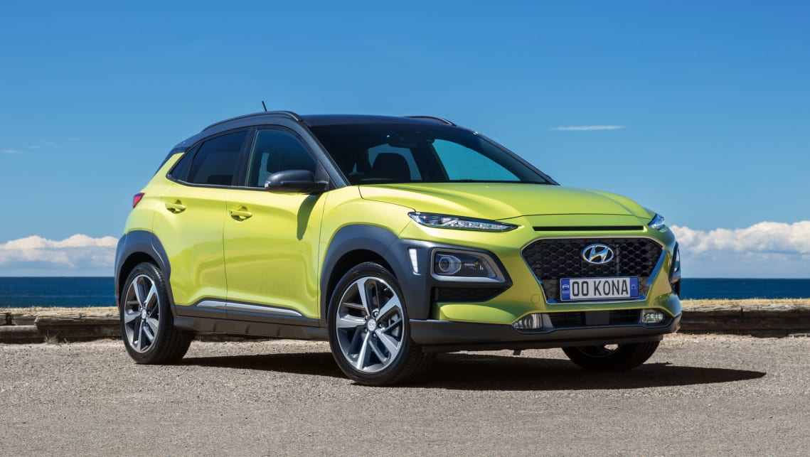Hyundai Kona 2020 Review Highlander Snapshot Carsguide