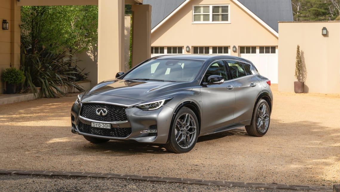 Infiniti Q30 2019 pricing and spec revealed - Car News