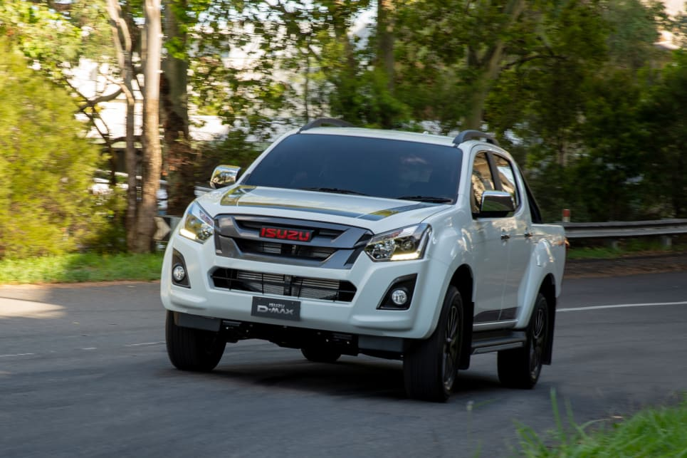 The Isuzu D-Max reminds us that capability isn't just a numbers game.