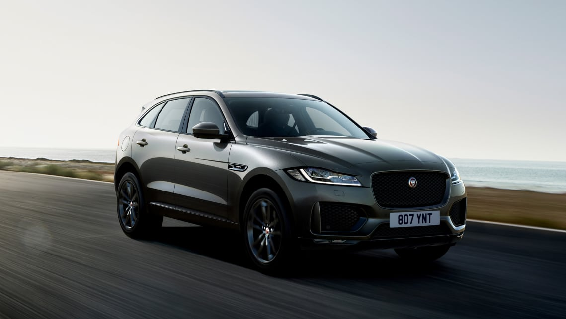 Jaguar F Pace 300 Sport And Chequered Flag Confirmed For September