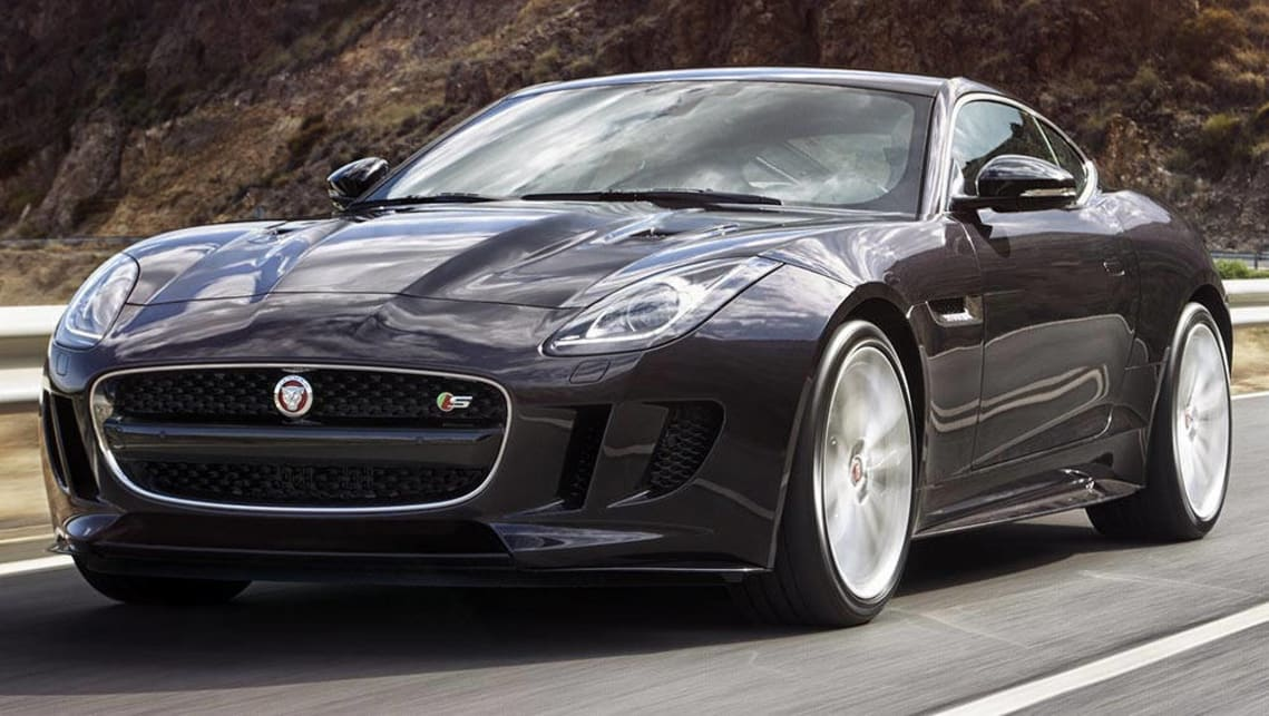 Jaguar F Type Coupe >> Jaguar F Type S Coupe 2016 Review Carsguide