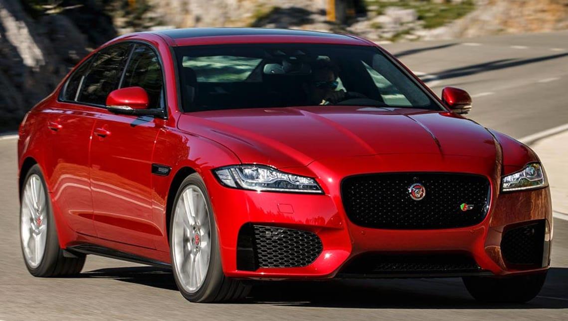 Jaguar XF 2015 review | CarsGuide