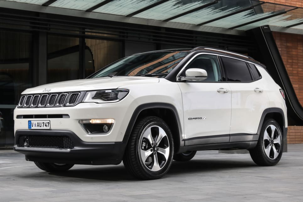 The Limited scores the 'Jeep Active Drive' system while the lower Sport and Longitude are FWD only.