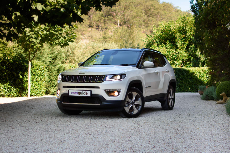 Jeep Compass 2019 review: Limited diesel | CarsGuide