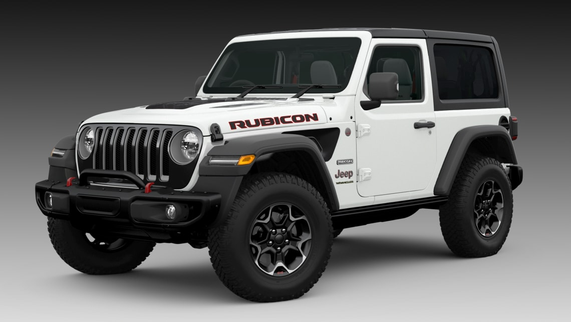 New Jeep Wrangler Rubicon Recon 2020 Pricing And Specs Detailed Two Door Returns To Take Fight To Suzuki Jimny Car News Carsguide
