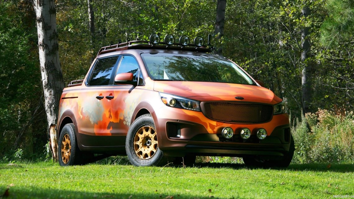 Kia Ute 2021 plans confirmed - Car News | CarsGuide
