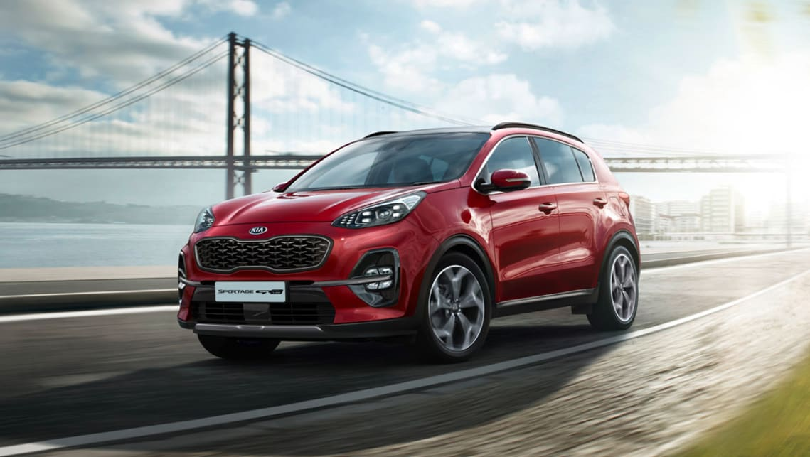 Kia Sportage 2020 Pricing And Specs Confirmed Car News Carsguide
