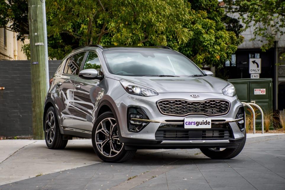 2020 Kia Sportage Review.Kia Sportage 2020 Review Gt Line Carsguide