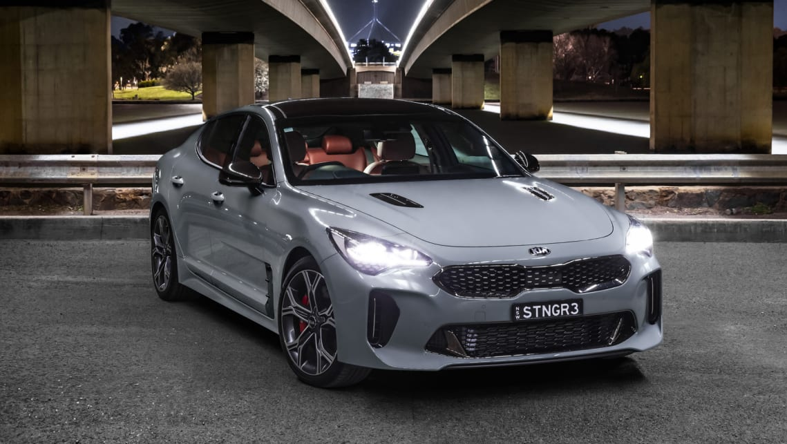 Kia Stinger 0-100: Official Top Speed & Acceleration Data