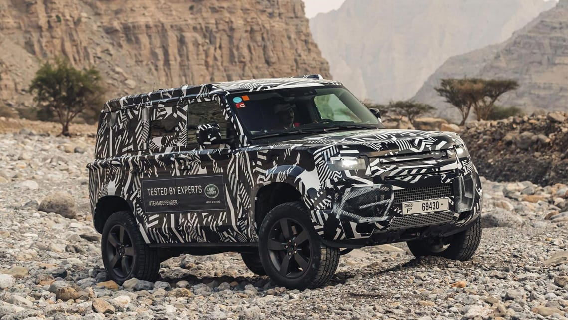 2020 Land Rover Discovery Is Built On The New Architecture >> Land Rover Defender 2020 What We Know So Far Car News