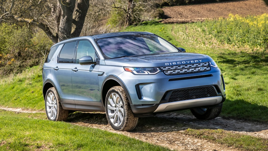 2019 Land Rover Discovery Sport: News, Design, Specs, Price >> Land Rover Discovery Sport 2020 Facelift Revealed Car News Carsguide
