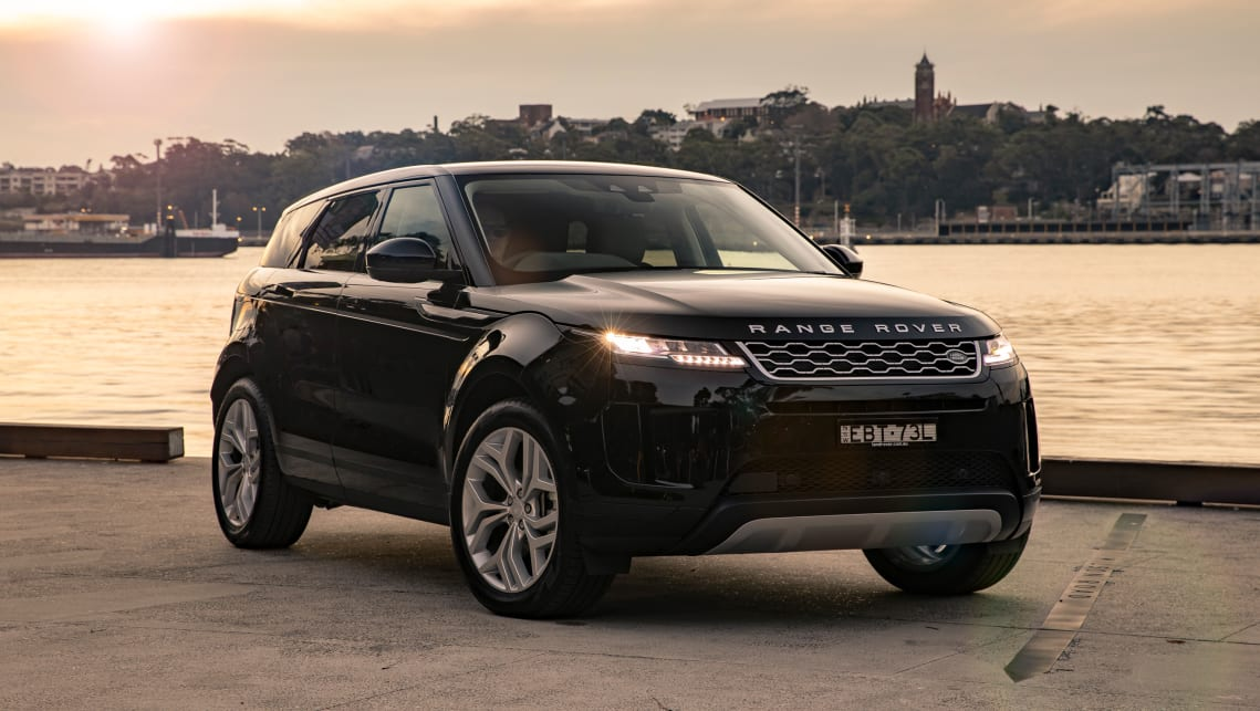 Range Rover Suv >> Range Rover Evoque S 2019 Review Snapshot Carsguide