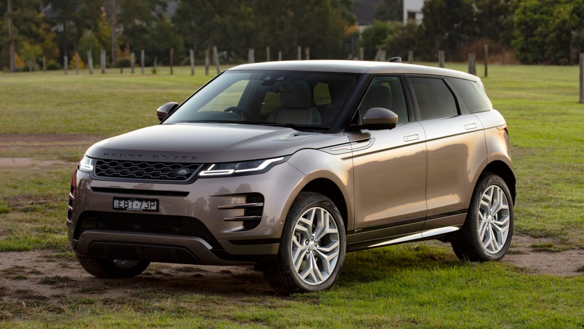 Range Rover Evoke >> Range Rover Evoque Hse 2019 Review Snapshot Carsguide