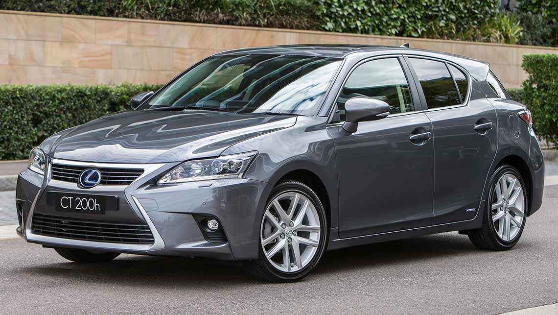 2014 Lexus CT200h Sports Luxury