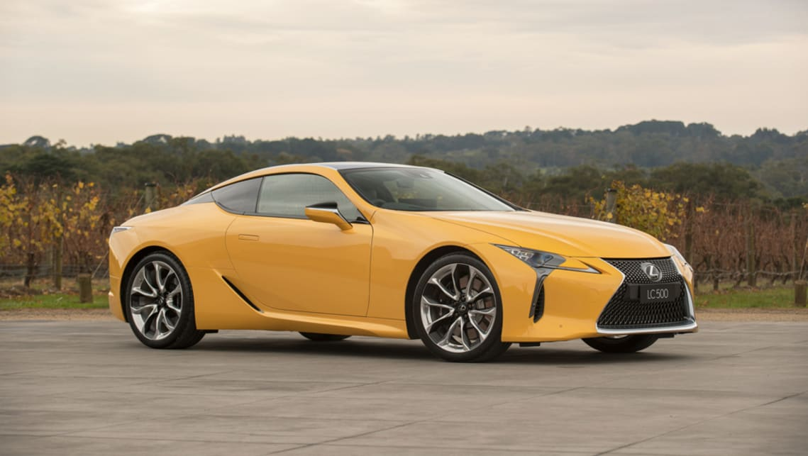 Lexus Lc 500 Price >> Lexus Lc 500 And Lc 500h 2017 Pricing And Spec Confirmed