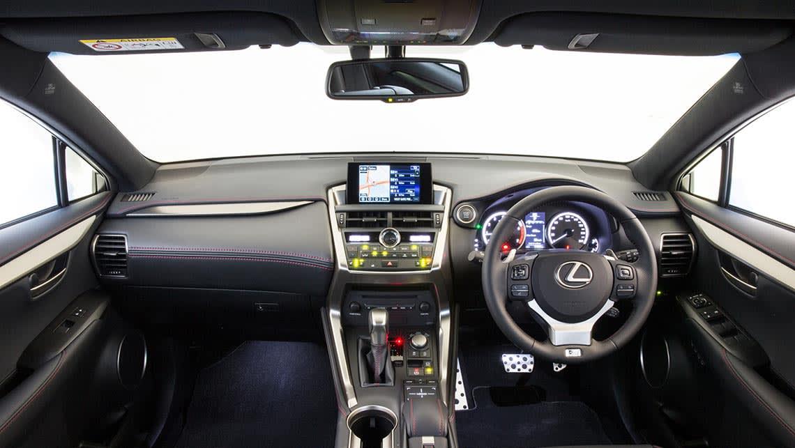Lexus Nx 200t F Sport >> Lexus Nx 200t 2015 Review Snapshot Carsguide