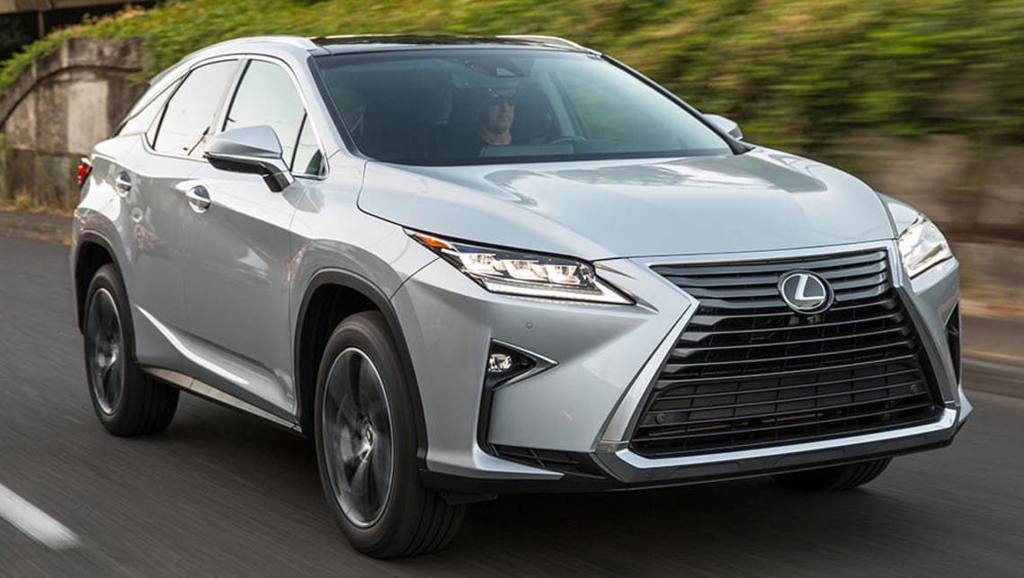 Lexus Rx 2015 Review Carsguide