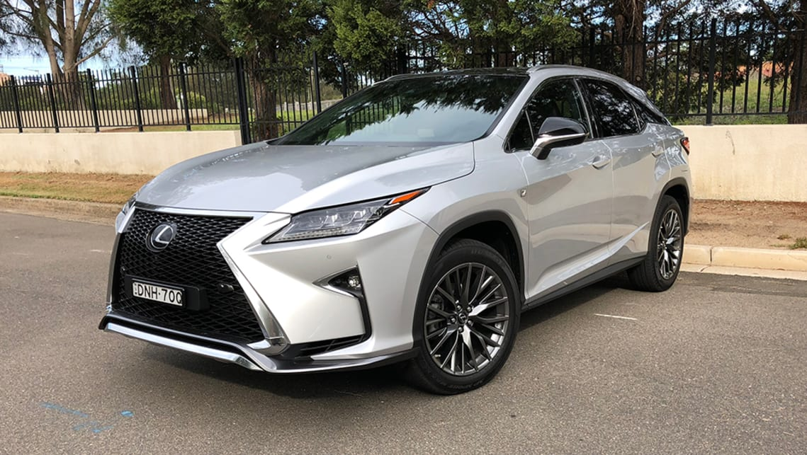 Lexus Rx 2018 Review Carsguide