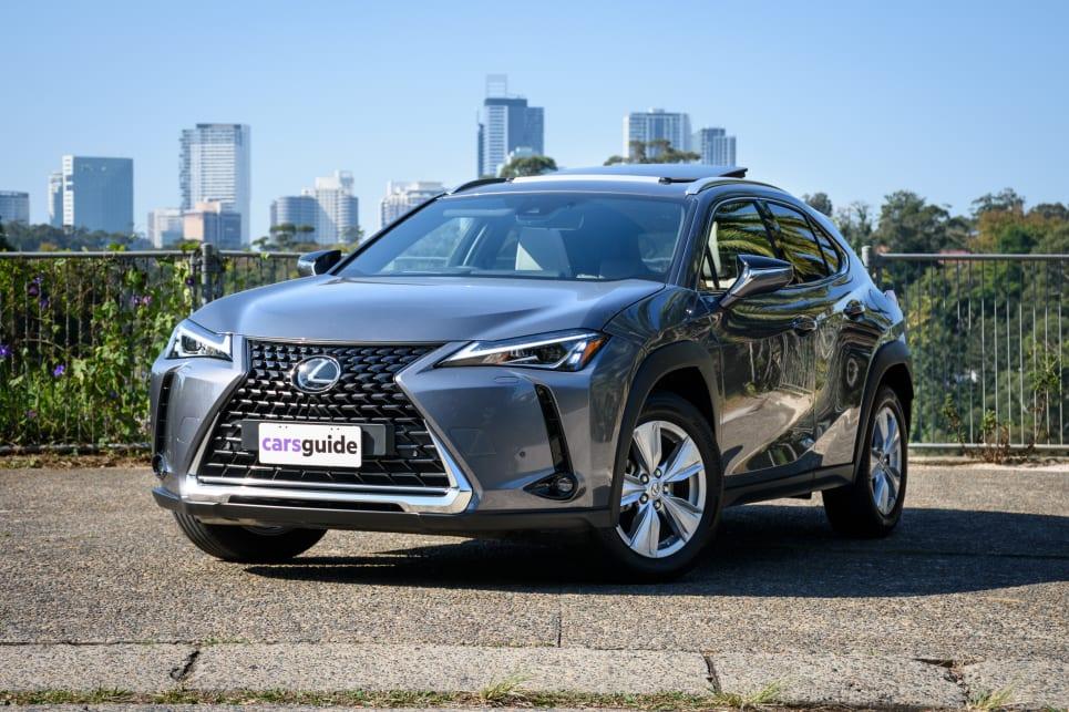 2019 Lexus UX: Smart, Efficient, Attractive >> Lexus Ux200 2019 Review Carsguide