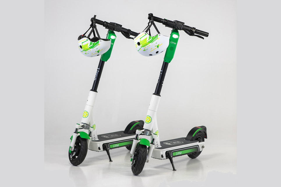 Lime has revealed the new Gen 3 e-scooter.