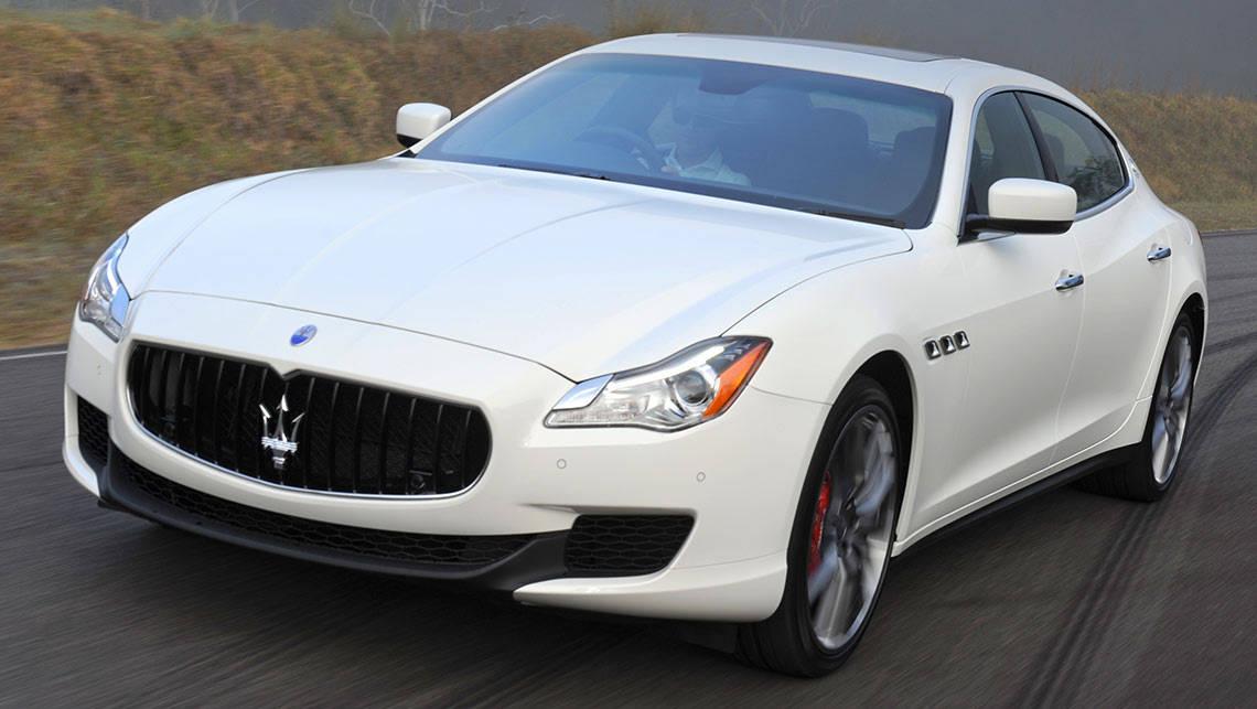 2015 Maserati Quattroporte >> Maserati Quattroporte S 2015 Review Carsguide
