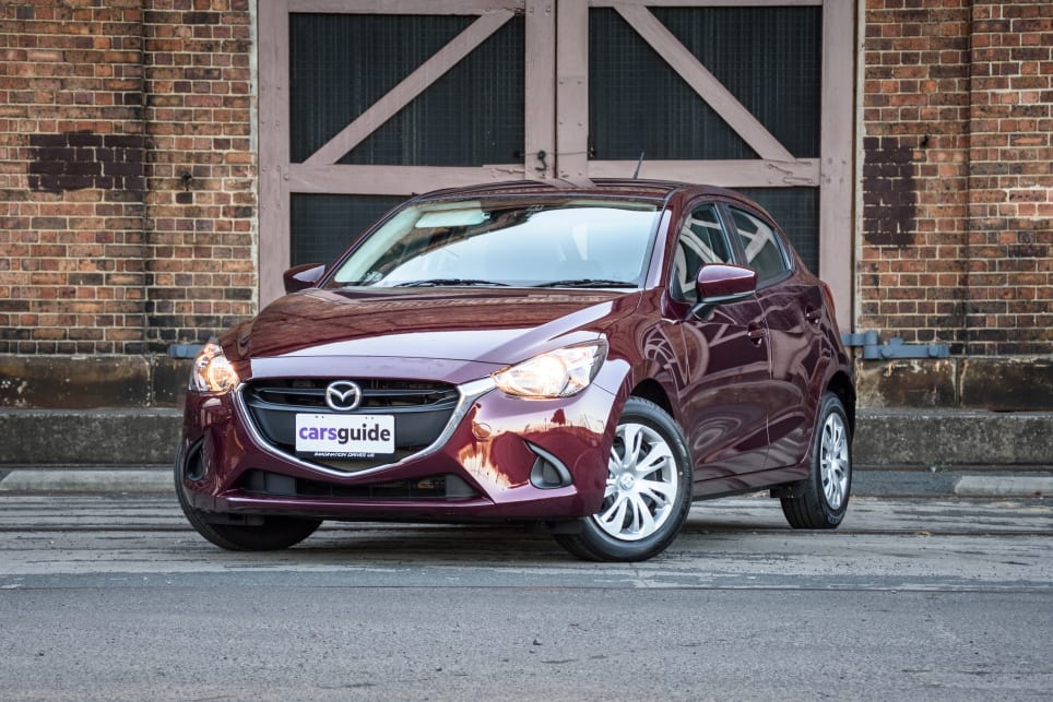 What draws most people to the Mazda2 in the first place is its great looks.
