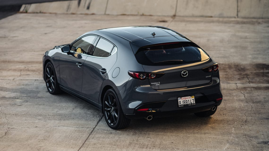 New Mazda 3 Turbo 2021 Hot Hatch Hopes Dashed No Plans For Australia Bound Version To Steal Crown From Hyundai I30 N And Vw Golf Gti Carsguide
