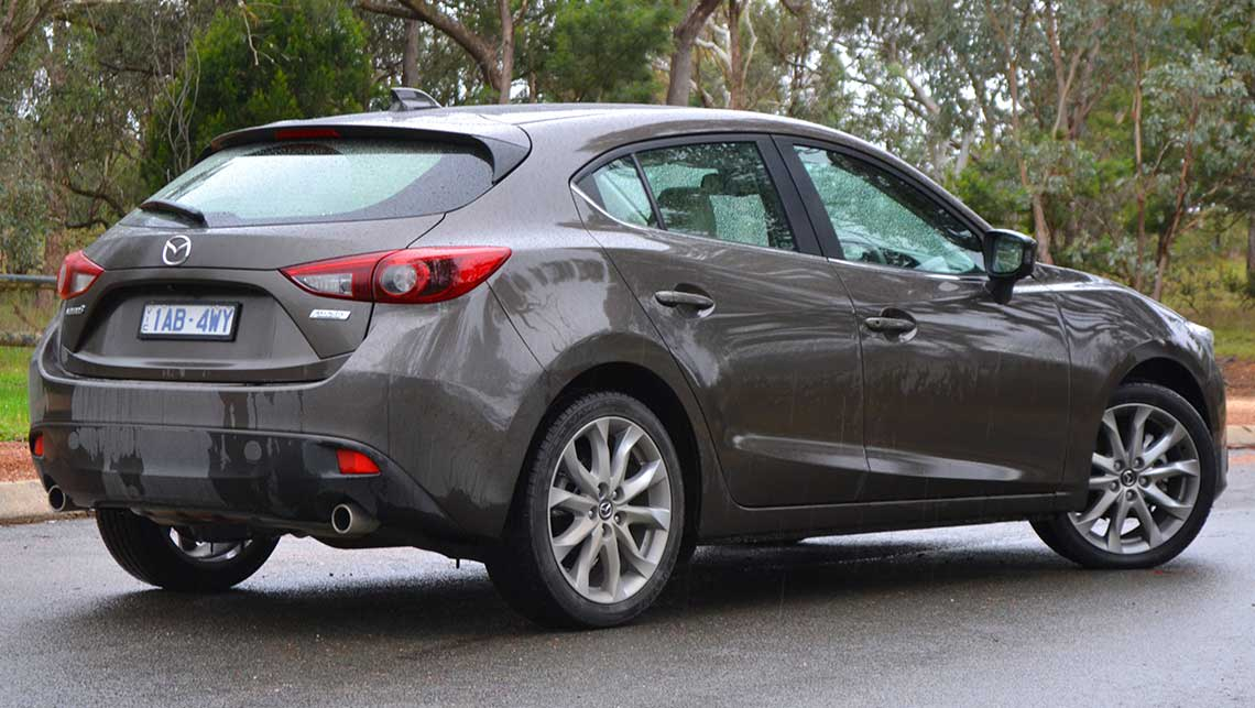 Mazda 3 Sp25 Gt 2014 Review Carsguide