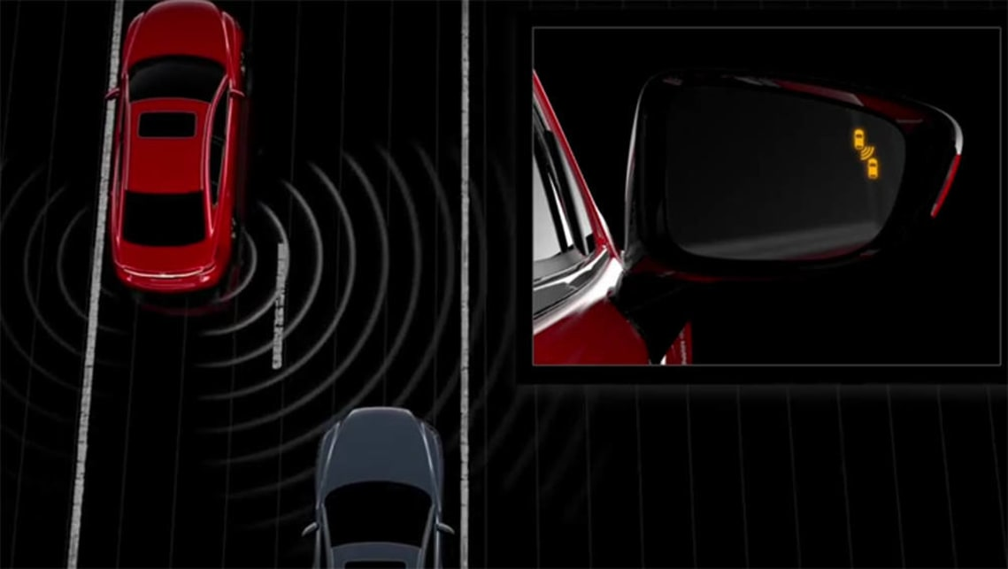 What is Blind Spot Monitoring? - Car Advice | CarsGuide