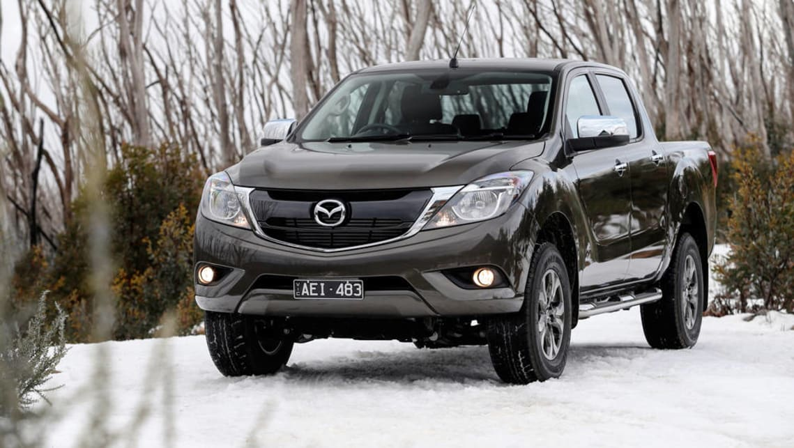 Mazda Bt 50 Set To Become Rebadged Isuzu D Max For Next