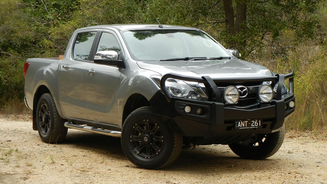 Mazda Bt 50 2018 Review Gt Carsguide