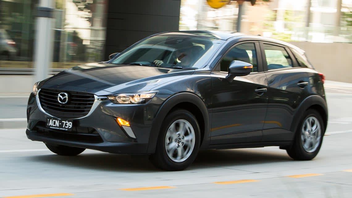 Mazda CX-3 Maxx FWD diesel auto 2016 review   CarsGuide