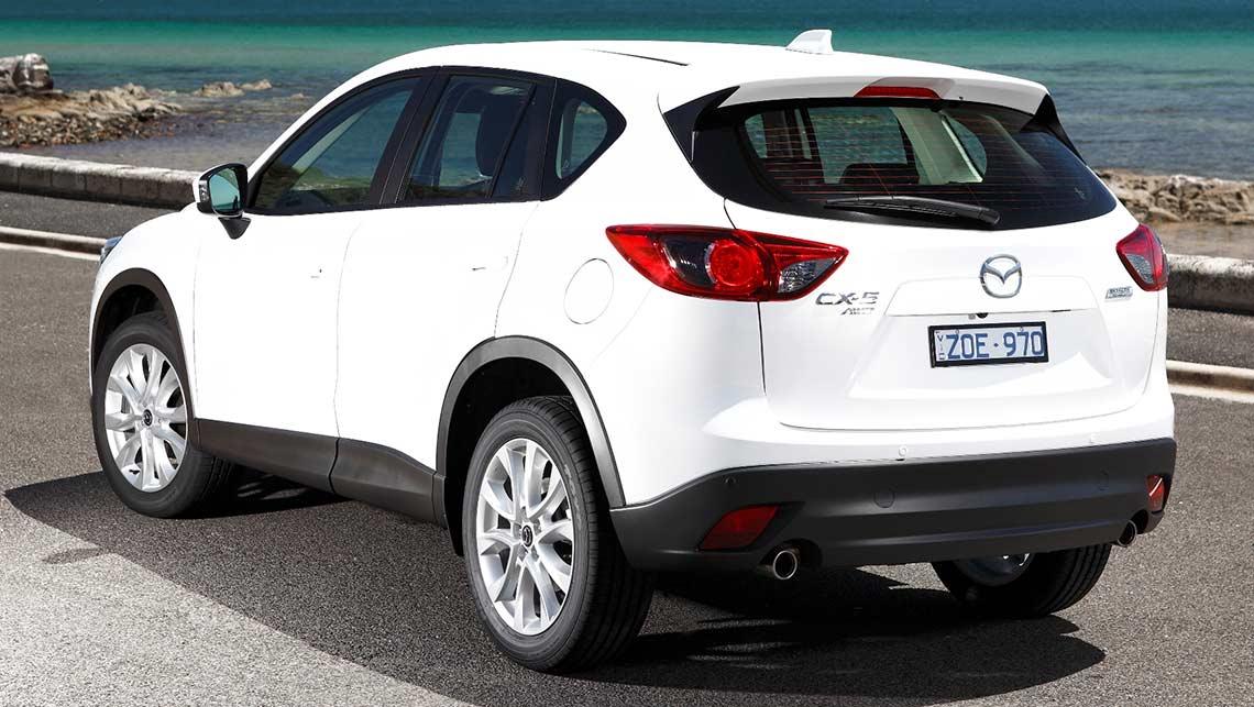 Mazda Cx 5 Akera 2014 Review Carsguide