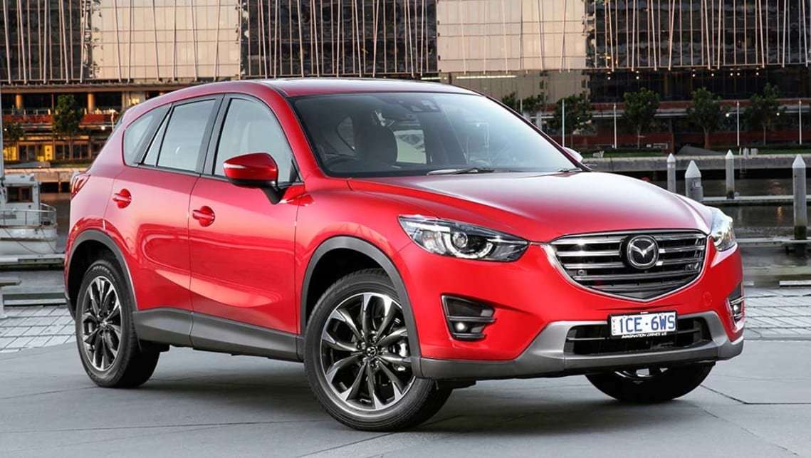 Mazda CX-5 (2014-2016) - Best SUV under 20000