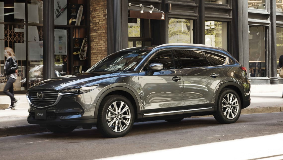 Mazda CX-8 2019 pricing and spec confirmed - Car News ...