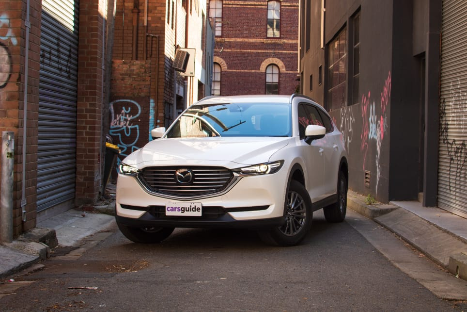2018 Mazda CX-8: Styling, Specs, Availability >> Mazda Cx 8 2018 Review Sport Awd Carsguide