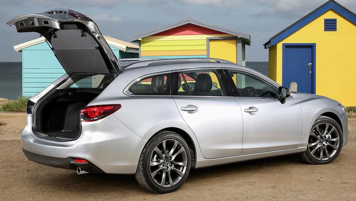 Why A Wagon Is Worth Considering Over An Suv Car Advice Carsguide