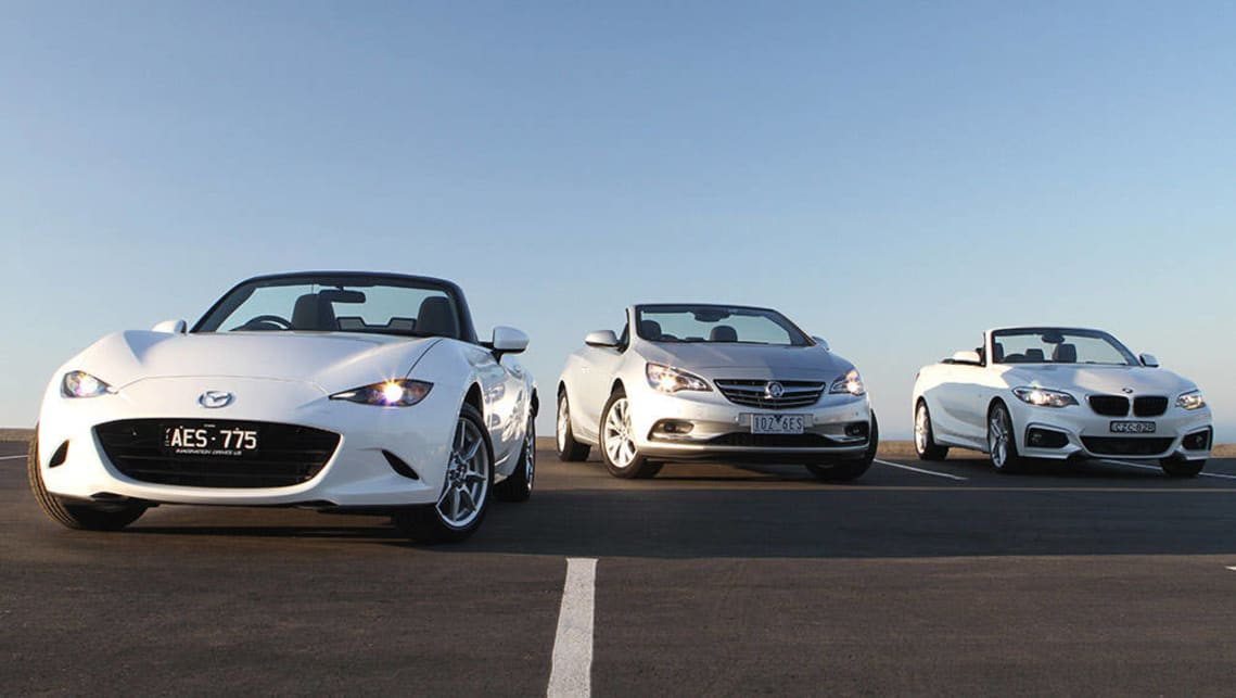 Why Should I Buy A Convertible Car Advice Carsguide