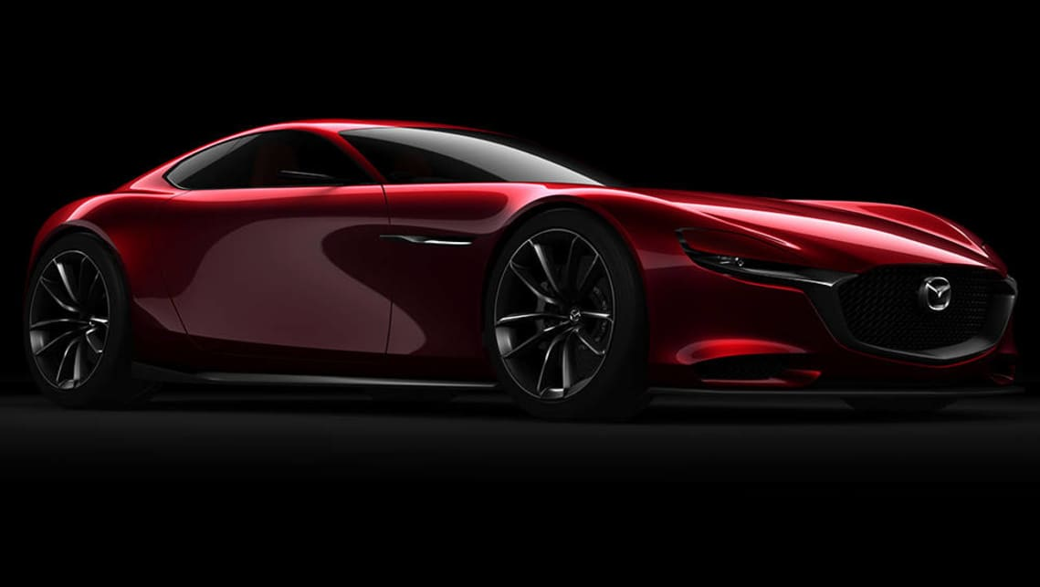 Mazda Rx 9 2022 Details Emerge Reports Car News Carsguide