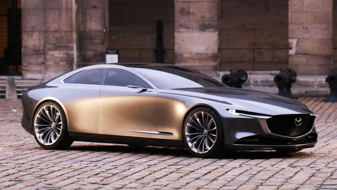 Mazda Inline Six Cylinder Engine Detailed More Premium Platform To Underpin New Mazda 6 2021 Car News Carsguide